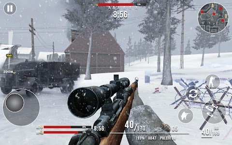 World War Last Sniper Hero: Sniper Shooting Games 1.1.4
