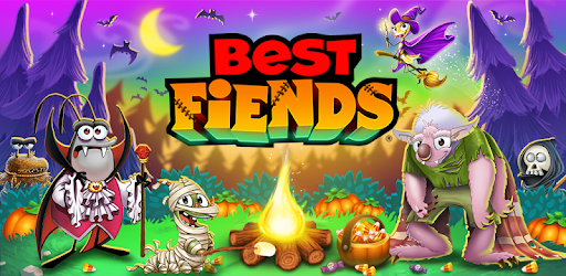 Best Fiends - currency Free Puzzle Game updated (10/16/19)