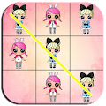 Surprise Tic Tac Toe Lol Dolls APK