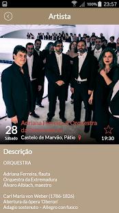 Download FIMM - Festival Internacional de Música de Marvão For PC Windows and Mac apk screenshot 3