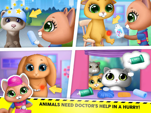 Kitty Meow Meow City Heroes - Cats to the Rescue! 2.0.51 screenshots 22