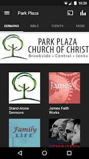 Park Plaza Church of Christ- screenshot thumbnail