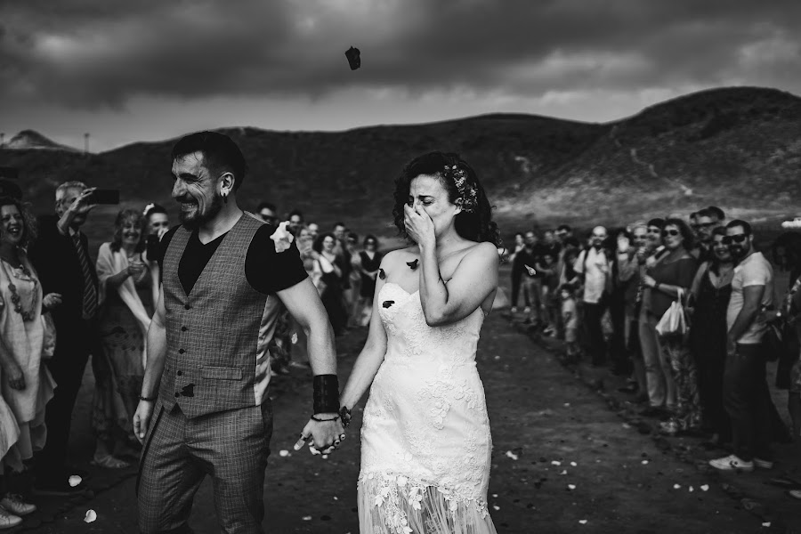 Wedding photographer Isidro Cabrera (Isidrocabrera). Photo of 05.08.2019