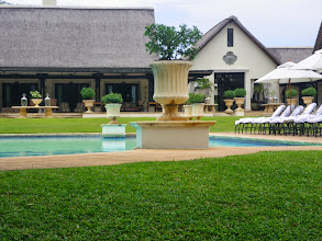 Photo: Royal Livingstone Hotel grounds