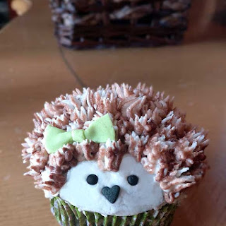 Hedgehog Cupcakes – Chocolate Gluten Free Cupcakes Recipe