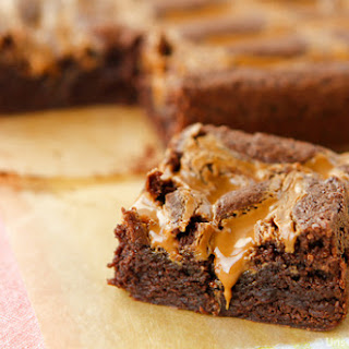 Biscoff Brownies.