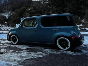 キューブ Z12のカスタム事例画像 SYmobileさんの2021年01月12日02:42の投稿
