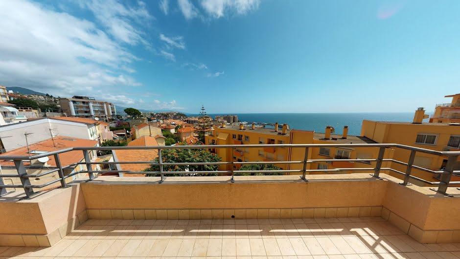 Vente appartement 4 pièces 81 m² à Cap-d'Ail (06320), 695 000 €