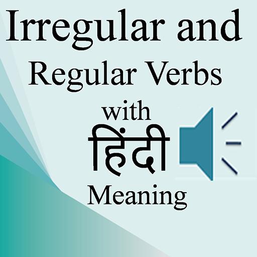 Irregular Regular Verbs Hindi Apps On Google Play