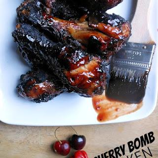 Cherry Bomb Chicken