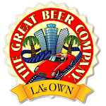 Logo of The Great Beer Co Hollywood Blonde
