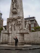 Photo: Victor in Dam Square