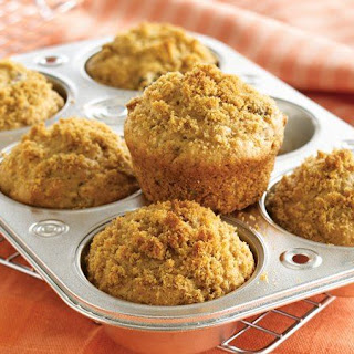 Maple-Nut-Raisin Muffins