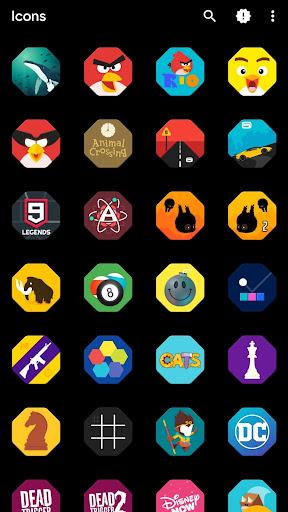 Octane icon pack screenshot 2