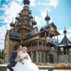Wedding photographer Aleksandr Ilyushkin (Sanchez74). Photo of 17.12.2015