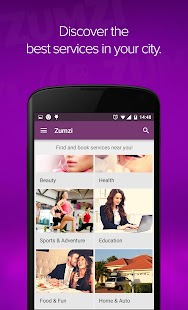Zumzi - screenshot thumbnail