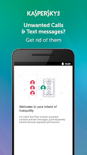 Kaspersky Mobile Antivirus : AppLock & Web Security 6