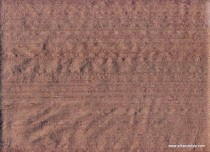 Photo: 100% Handloom Dupioni Silk - H/L Brown