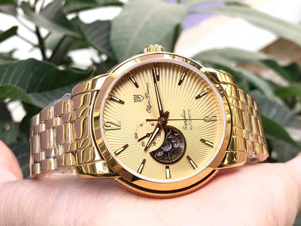 Đồng hồ Olympia