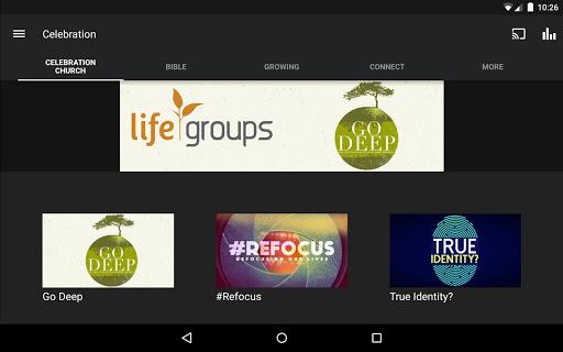 玩生活App|Celebration Church NOLA免費|APP試玩