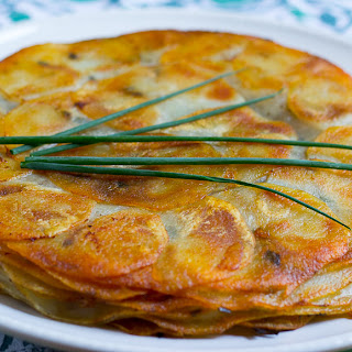 Pommes Anna with Chives