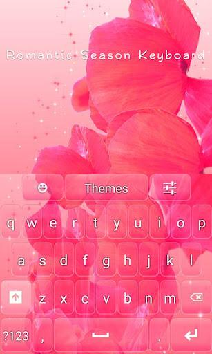 Romantic Pink Keyboard