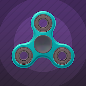 Fidget Spinner HD - Hand Spinning Wheel Simulator