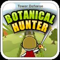 タワーディフェンスゲーム Botanical Hunter icon