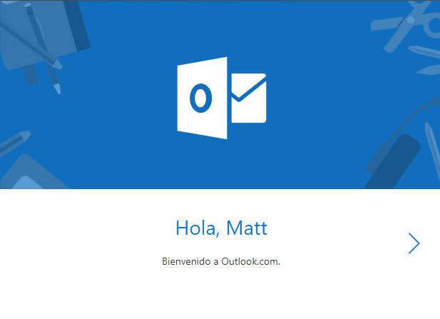 Email en Outlook