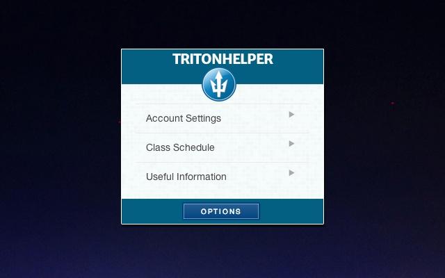 TritonHelper