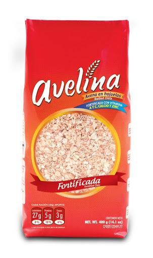 Avena Avelina Fortificada 400 Gr Avelina
