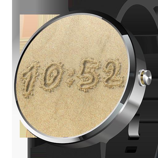 Summer Sand Watch Face