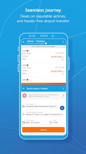 App Traveloka: Book Hotel, Flight Ticket & Activities APK for Windows Phone
