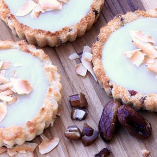 Coconut Custard Pie [Vegan, Gluten-Free] Recipe