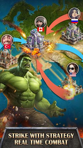 Mutants War: Heroes vs Zombies MMOSLG apktram screenshots 7