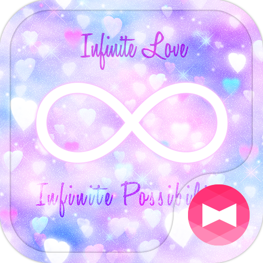 Beautiful Theme -Infinite Love Android APK Download Free By +HOME By Ateam