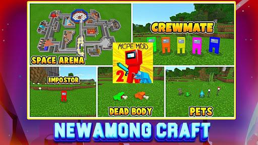 Map Among Us 2 For Minecraft PE screenshot 1