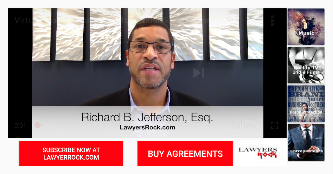 LawyersRock®- screenshot