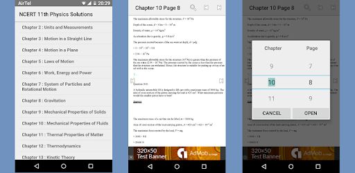 Physics XI Solutions for NCERT - Apps on Google Play