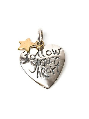 Silverhjärta Follow Your Heart