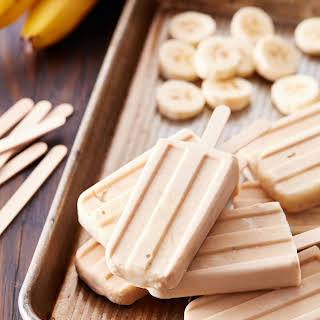 Peanut Butter Banana Breakfast Pops.