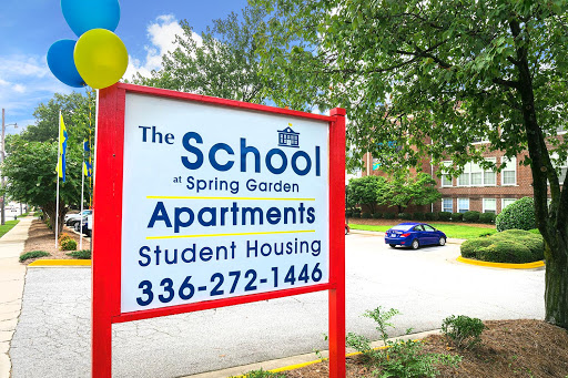 the school at spring garden apartments in greensboro north carolina bsc holdings inc - Spring Garden Apartments