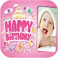 Happy BirthDay Photo Frame apk