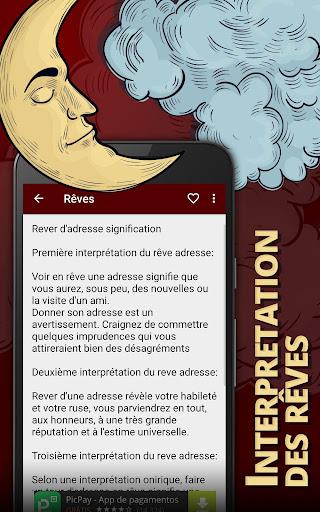 Dictionnaire Des Ru00eaves et Interpretation  screenshots 7