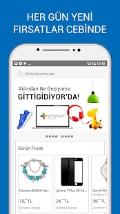 GittiGidiyor - náhled