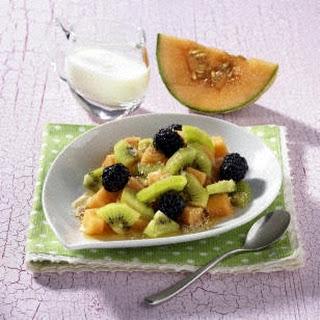 Melonen-Cocktail (Diät).