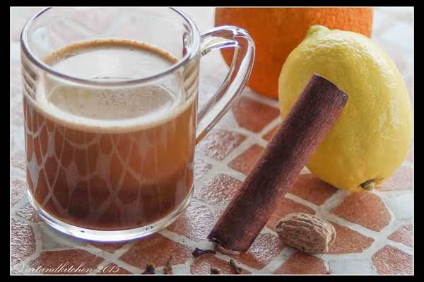 Creamy Spiced Coffee Recipe