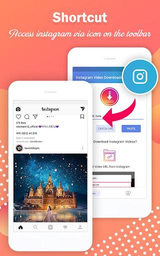 Video downloader - Download video for instagram App Report on Mobile