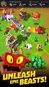 Kingdoms of Heckfire: Dragon Army | MMO Strategy 4