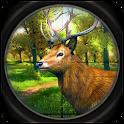 Jungle Sniper Hunting 2016 3D icon